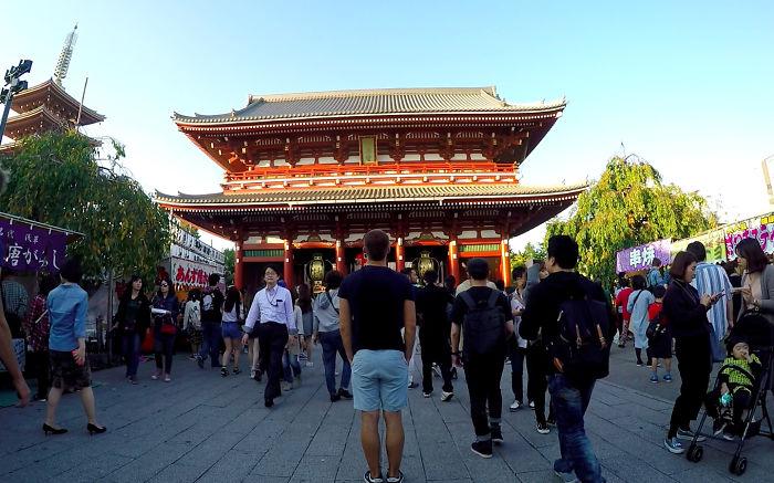 I Walked 100 Kilometers Around Tokyo In 3 Days. It Was Epic!