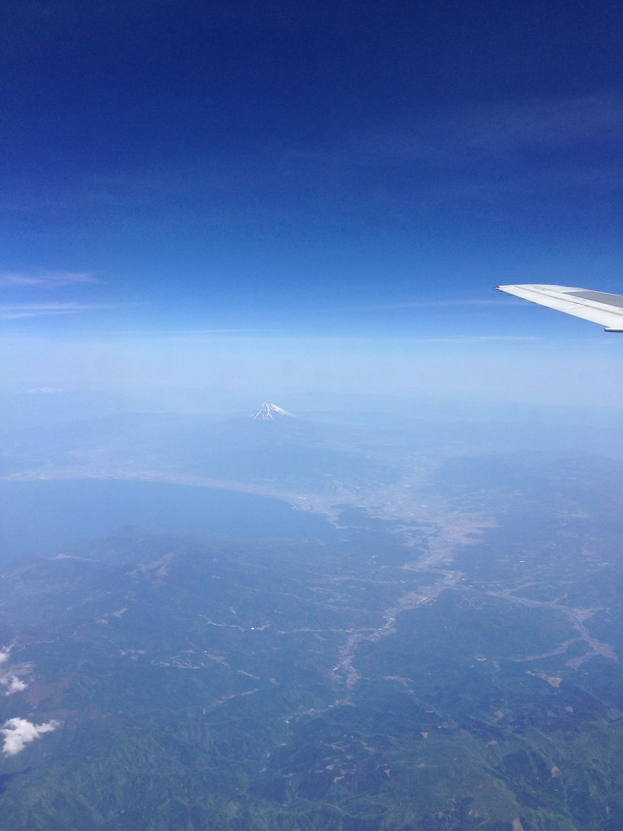 Mount Fuji, Japan