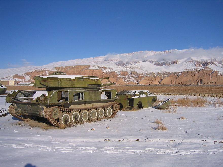 Bamiyan, Where The Buddhas Once Stood, Central Afghanistan