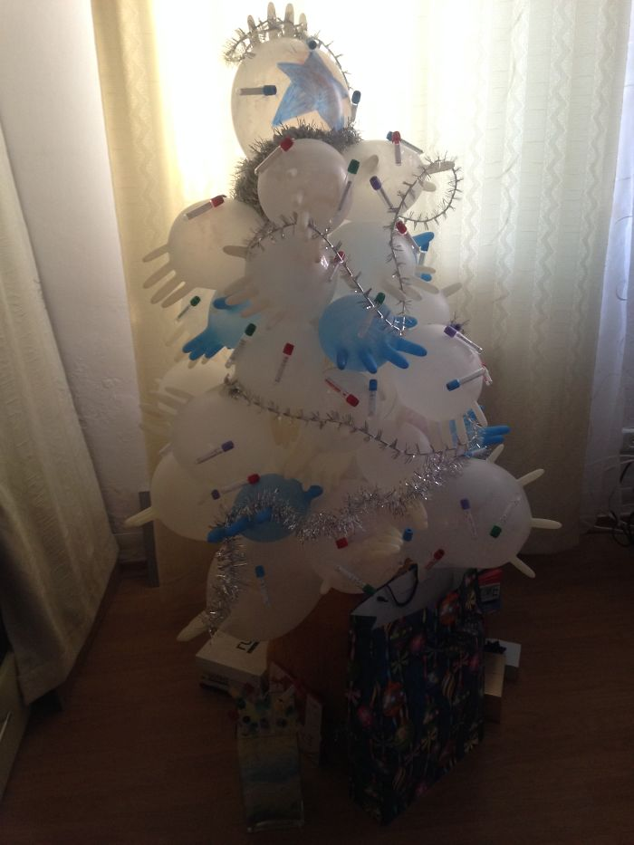 Our Medical Chrismas Tree !