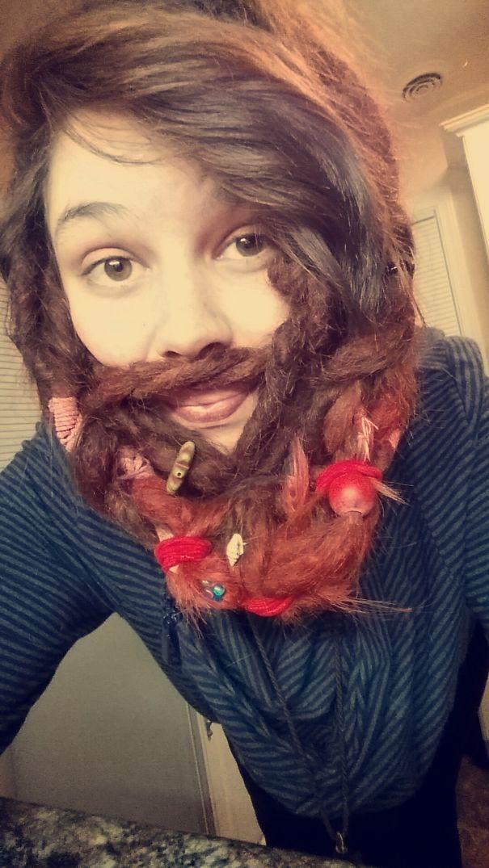 Ahoy! It's Captain Dread Beard!