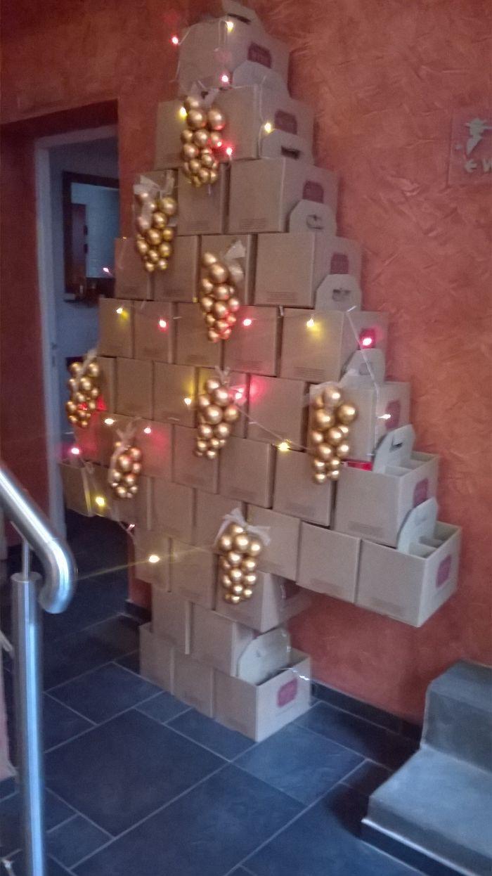 Carrybox Christmas Tree