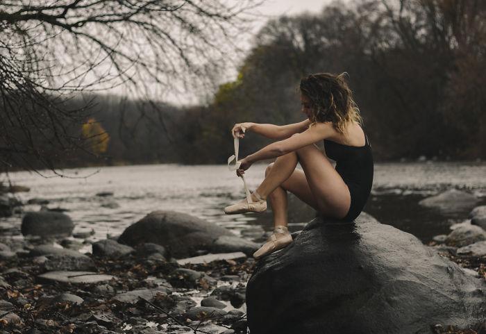 A Dancer In The Rain