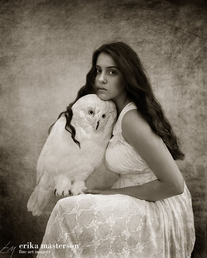 Girls With Taxidermy Animals: I Explore Our Close Relationship With Nature
