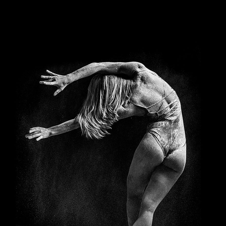 Explosive Dance Portraits By Alexander Yakovlev (Part 2