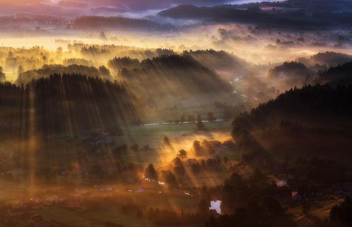 Beauty Of Polish Mountains