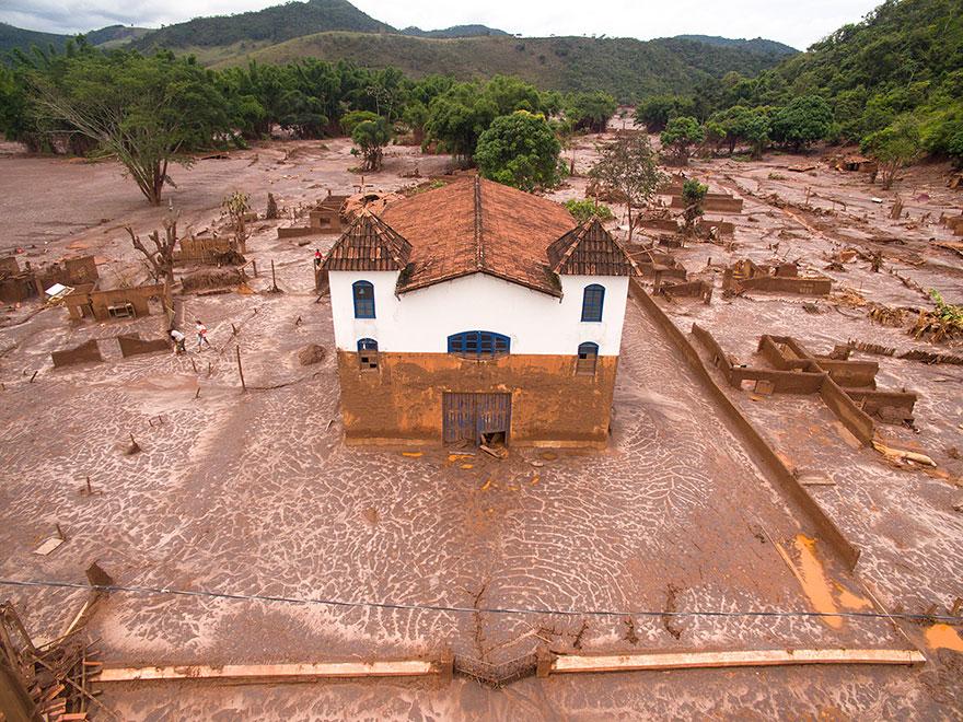 Church, Paracatu, Minas Gerais, Brazil