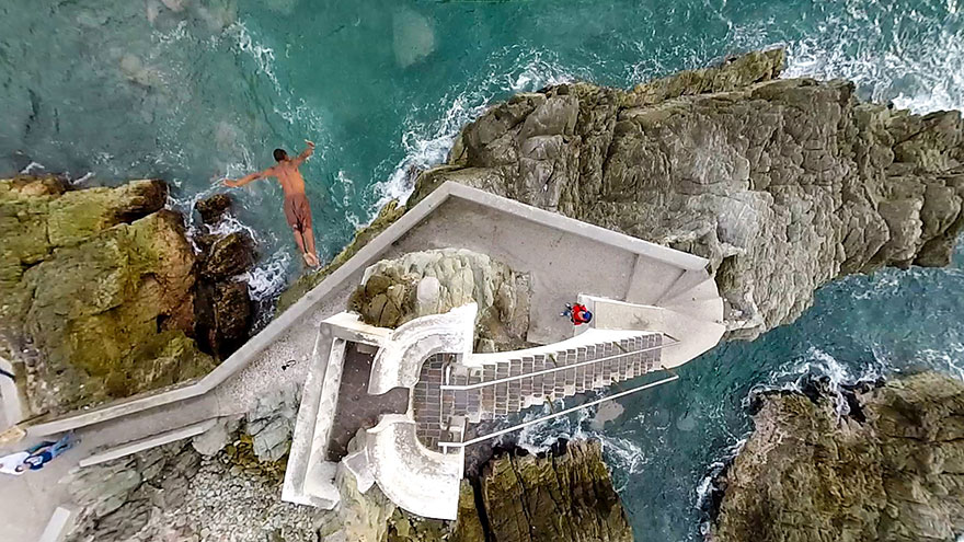 25 Of The Best Drone Photos Shot In 2015 | Bored Panda