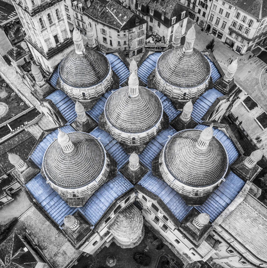 Cathedrale Saint-front, Perigueux, France