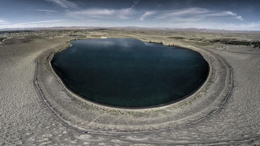 Soda Lake Maar Volcano