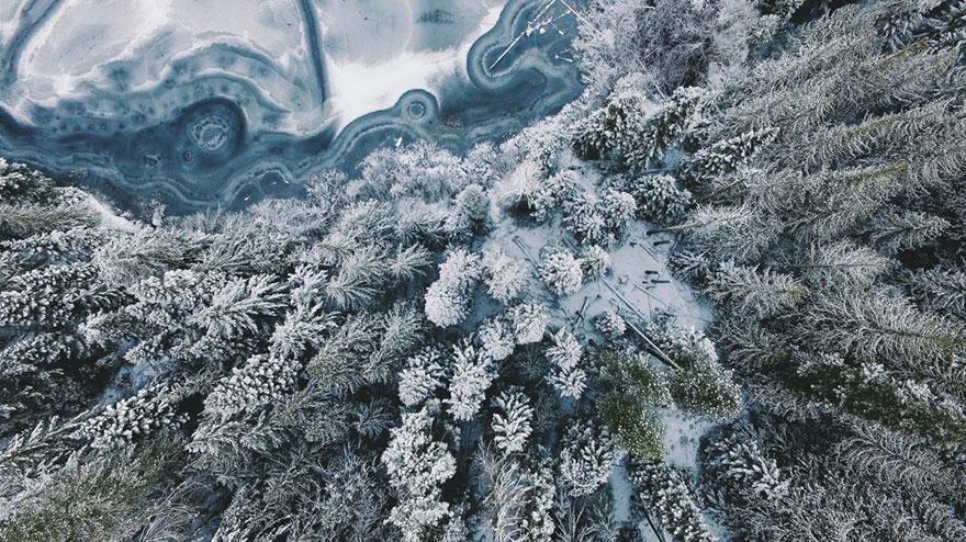 Hidden Lake, Washington, Usa