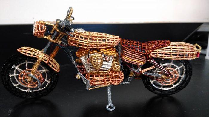 Bike Of Many Nations