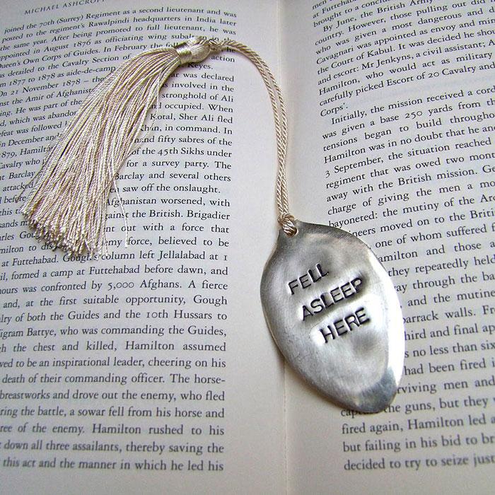 Vintage Spoon Bookmark