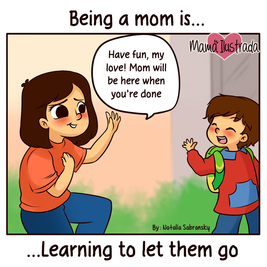 Mother's life
