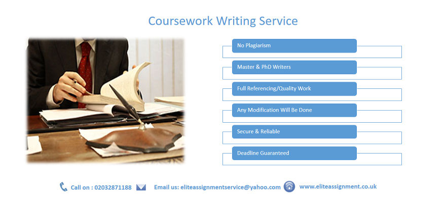 Custom coursework writing