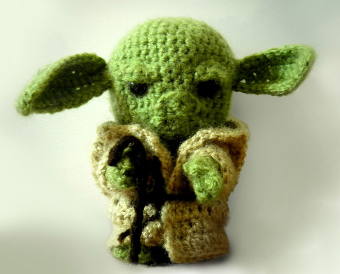 Welcome To The Cute Side: I Crochet Star Wars Characters