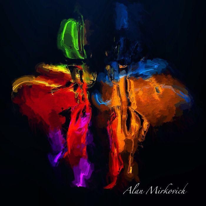 Dance In Artwork
