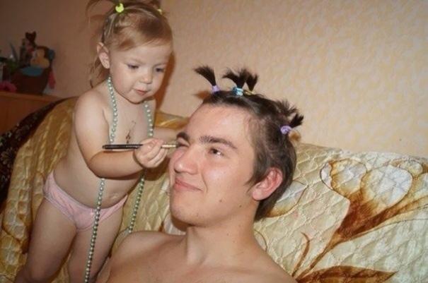 Like Daughter, Like Dad