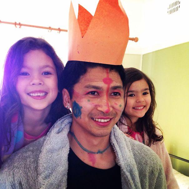 Dad Of Girls