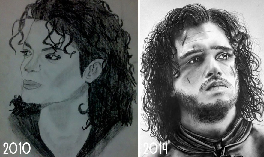 My Drawing Progress
