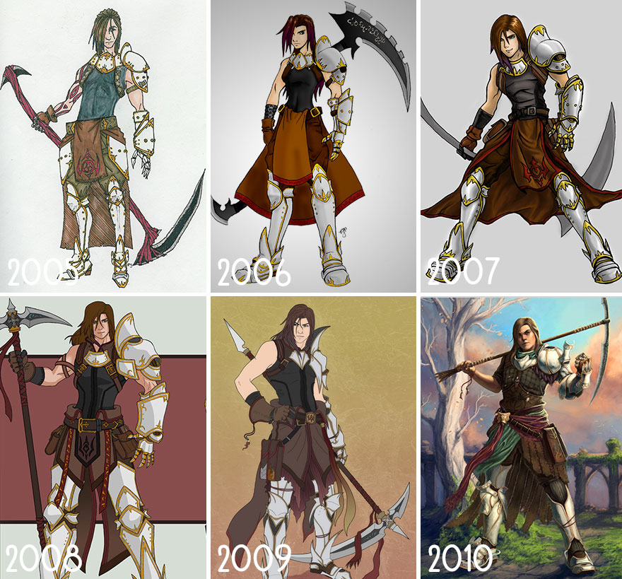 5 Years Of Progress