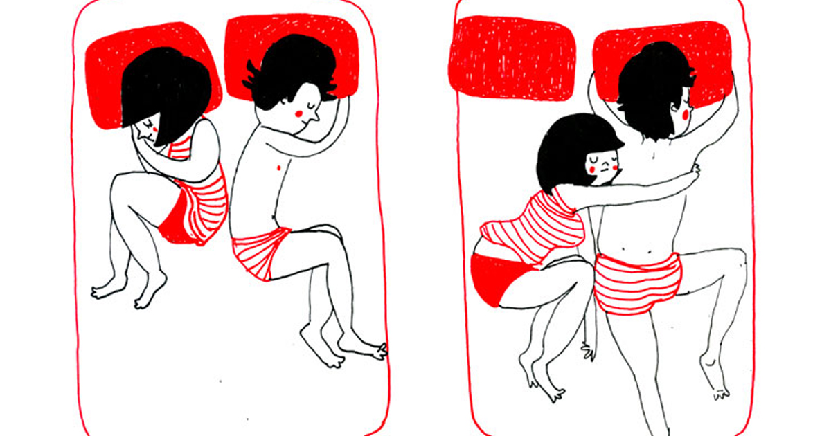 Heartwarming Illustrations Show That Love Is In The Small Things