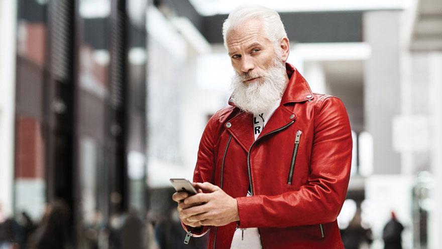 This Fashion Santa Will Melt The Snow This Christmas