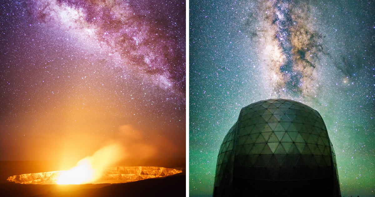 I Photographed The Island Of Hawaii When Most People Were Sleeping