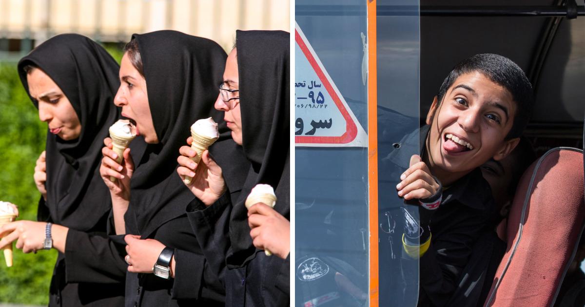 I Captured The Hidden Face Of Iran