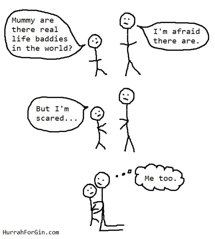 Parenting Cartoons