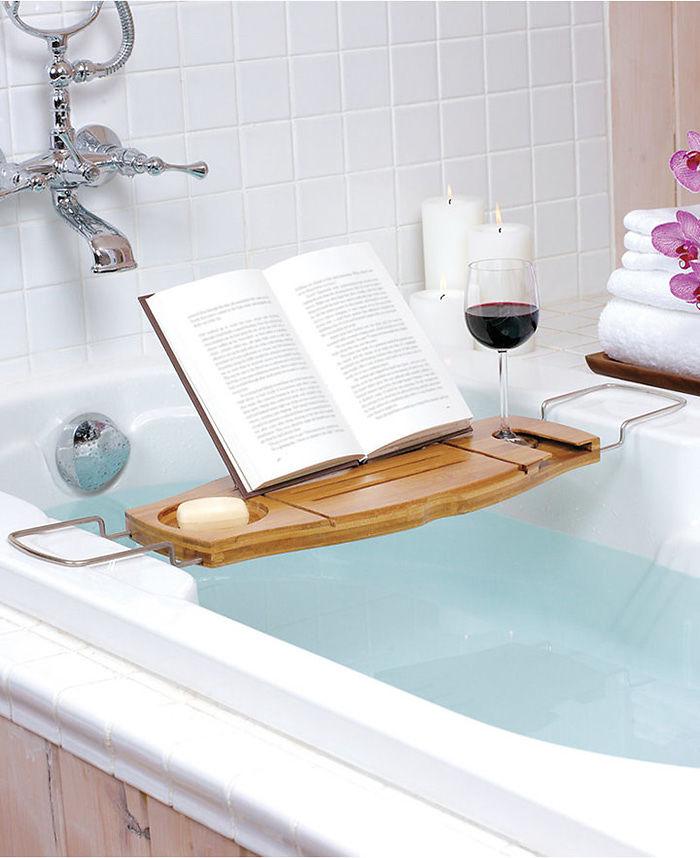 Book Bath Caddy