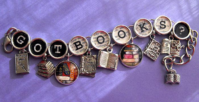 Got Books Bracelet
