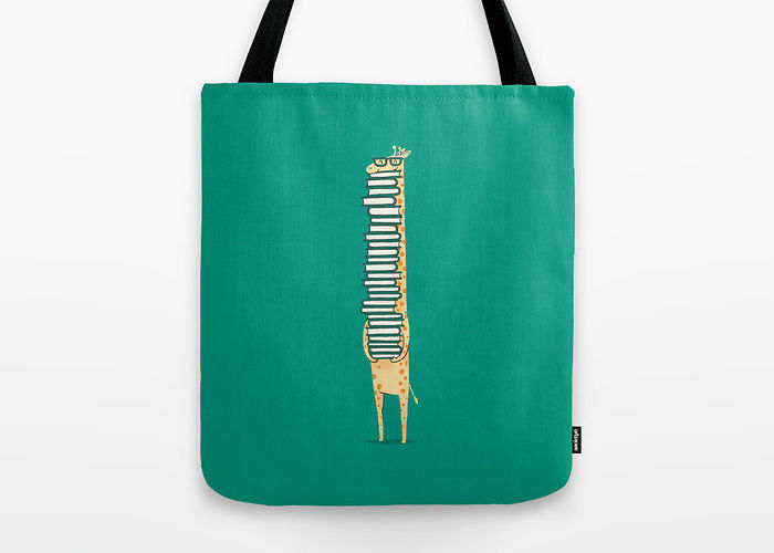 Tote Bag For Book Lover