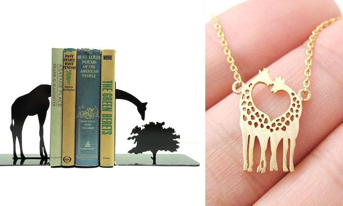 Gifts For Giraffe Lovers