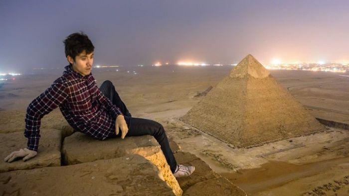 Giza Pyramid Other View, Enjoy!