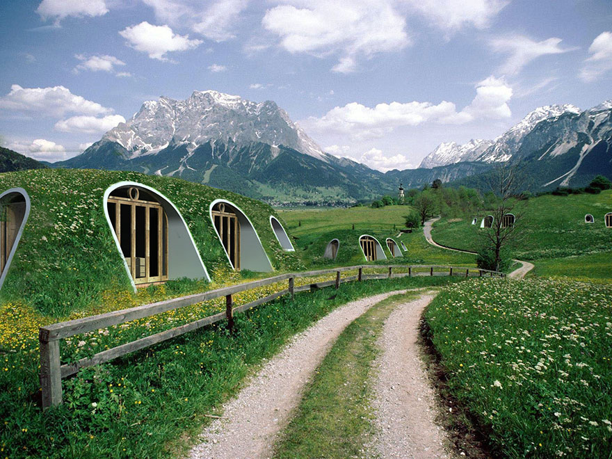 Images Of Hobbit Houses Amazing Company Builds Prefab Hobbit Houses In 3 Days And You Can . Design Inspiration