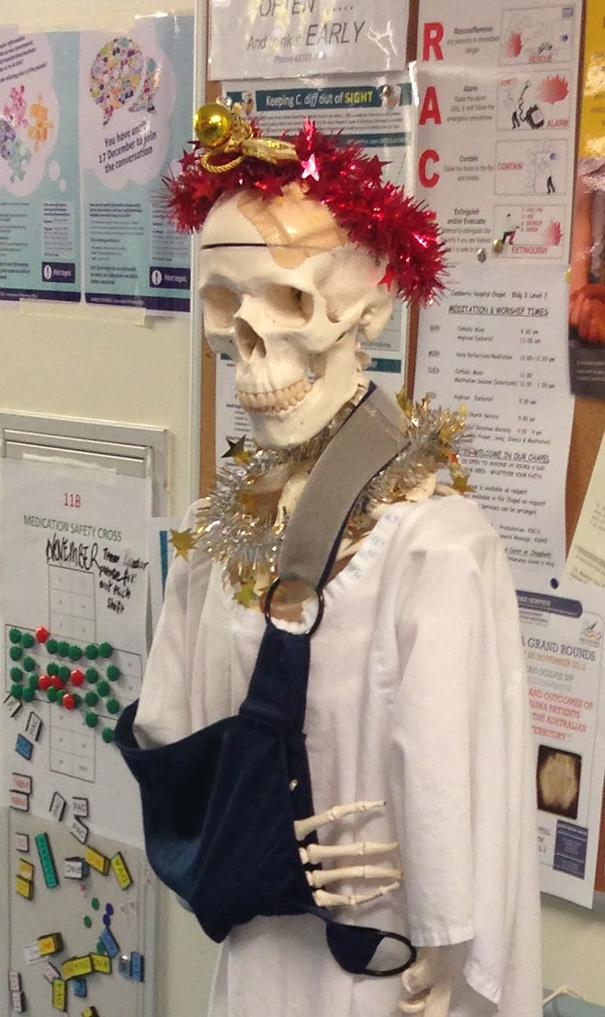 Bilderesultat for hospital christmas decorations