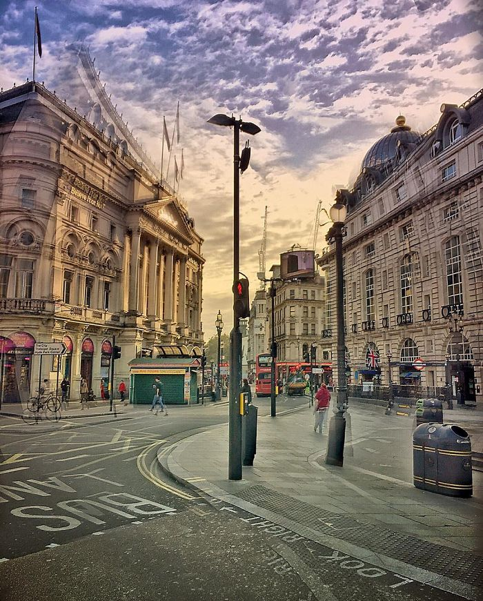 I Capture Another Kind Of London With My Phone