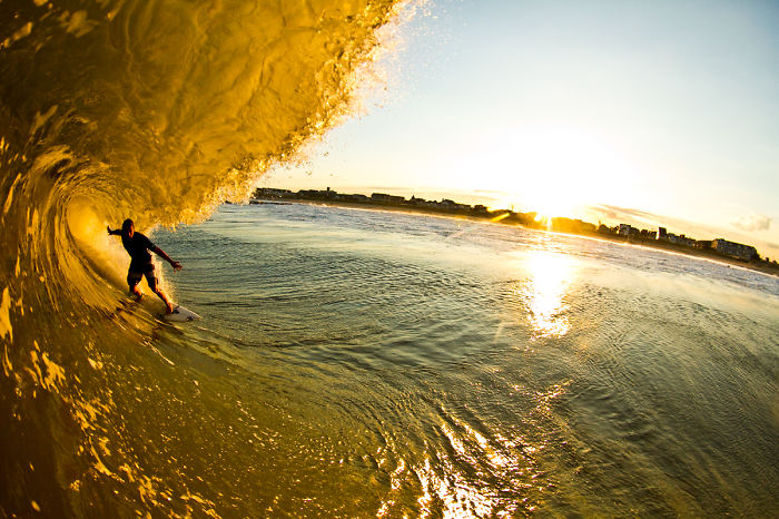 I Combine My Love Of Travel And Water To Photograph The Act Of Surfing