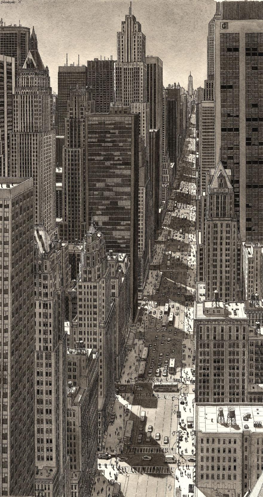 المدن