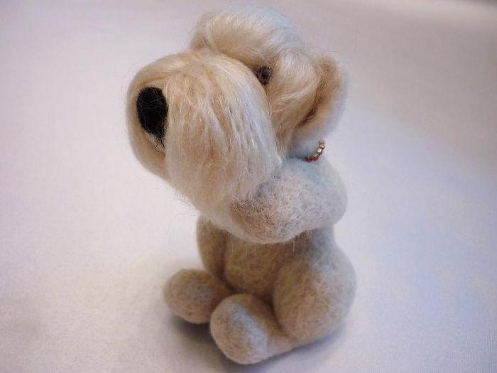 I Felt Cute Wool Animals
