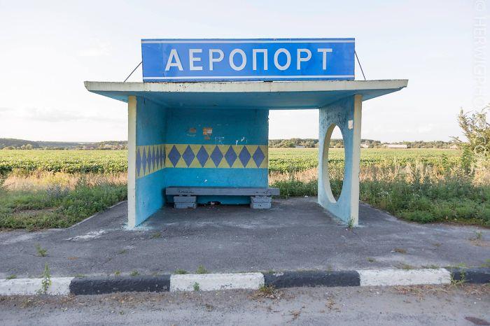 I Found These 5 Abandoned Bus Stops From Soviet Era Amazing