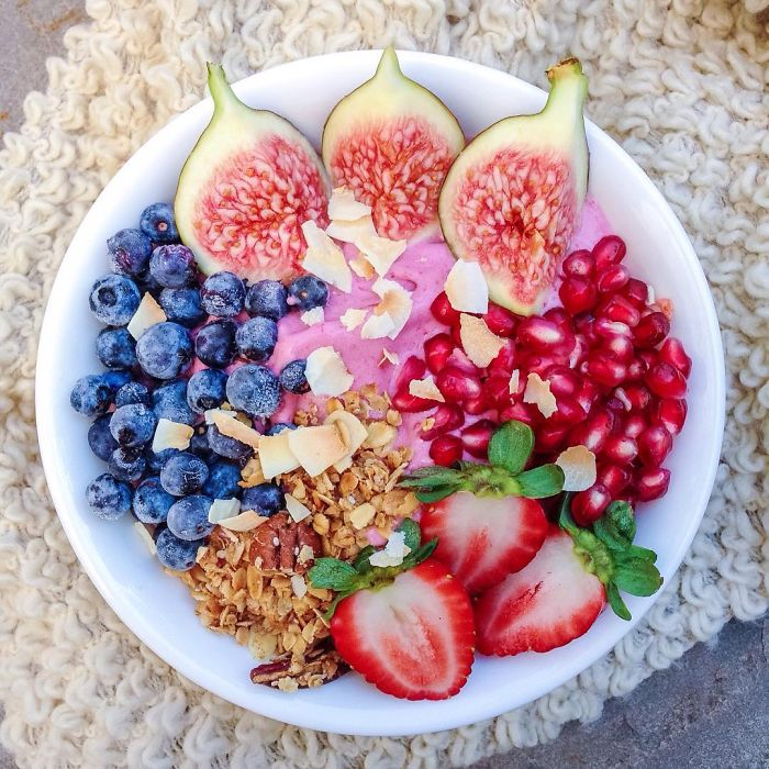 وجبة افطار