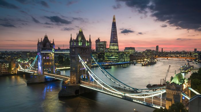 I Photograph The City Of London