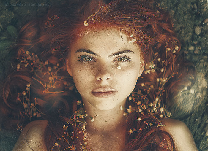I Photograph The Natural Beauty Of Redheads And Freckled Girls