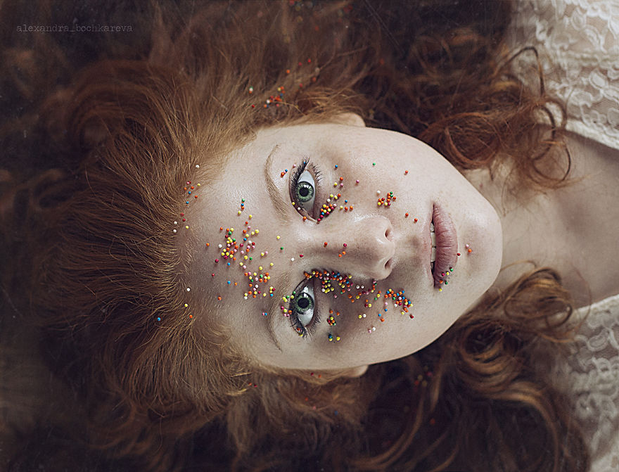I Photograph The Natural Beauty Of Redheads And Freckled