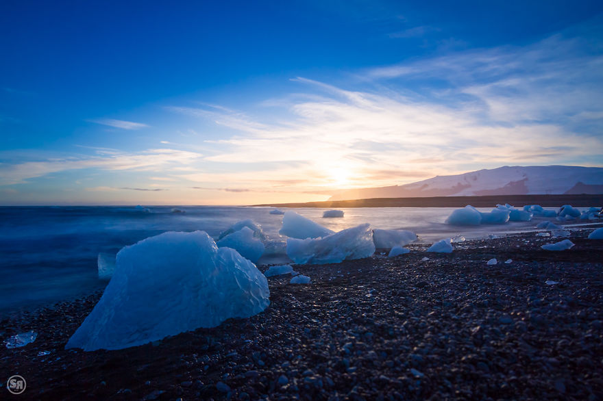 Iceland : Jökulsárlón