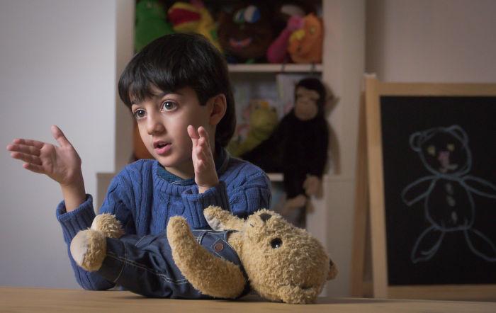 Ikea Launch Teddy Talks