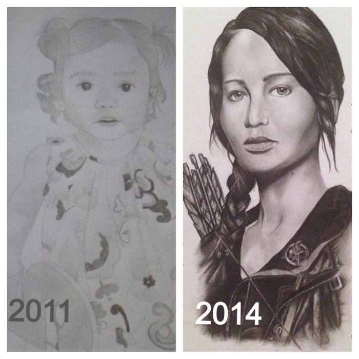3 Years Of Practice! Age 12 To 14 (almost 15)