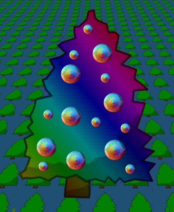 Lsd Christmas Tree